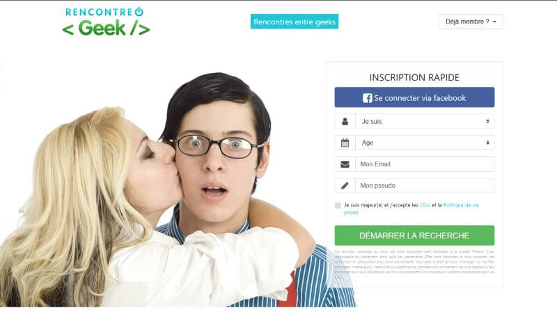 Site de rencontre geek gay