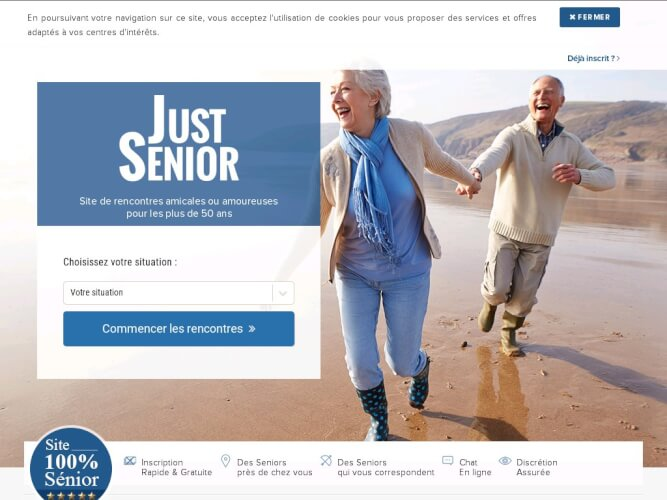 Just-Senior - Avis et Test