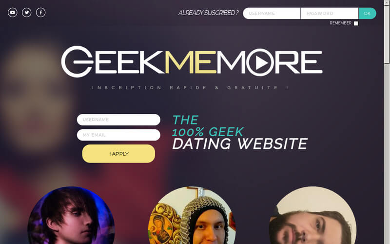 Meilleur site rencontre geek [PUNIQRANDLINE-(au-dating-names.txt) 31