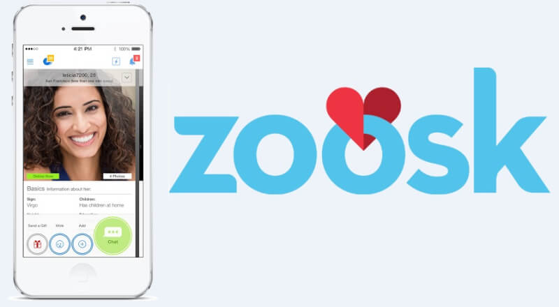 Zoosk application de rencontres pour Android